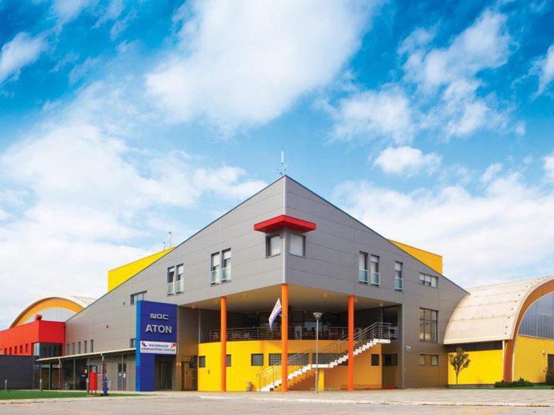 ATON - Nacionalni-gimnastički centar