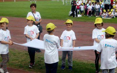 Preko 700 predškolaca na Olimpijskom festivalu dječjih vrtića Međimurja