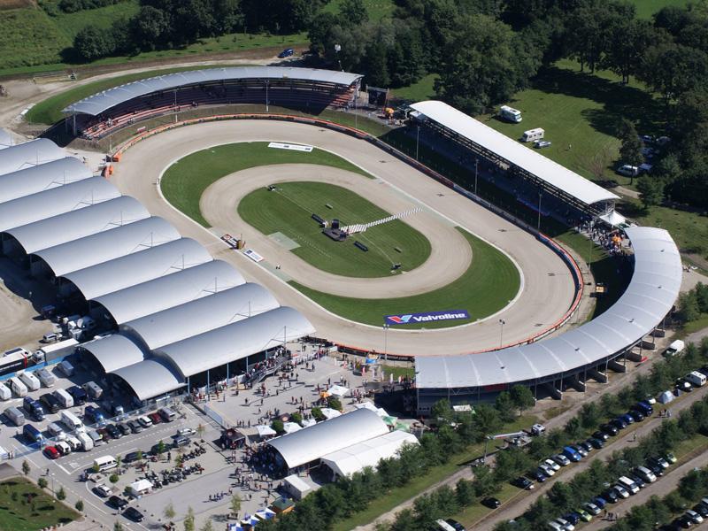Stadion Speedway club UNIA