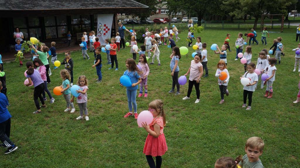 U Čakovcu i Nedelišću obilježen Međunarodni Olimpijski dan